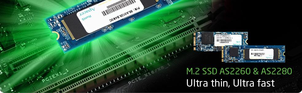 Ổ cứng SSD Apacer M.2 SATA 2280 128GB