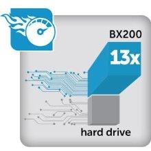 SSD Crucial BX200 CT240BX200SSD1